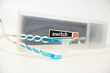 Switch it combi 2217 Wechselbrille Brille Damen türkis NEU Premiumhändler