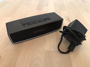 Bose SoundLink Mini 2 Bluetooth Speaker, Black/Grey, Portable Wireless, Mini II