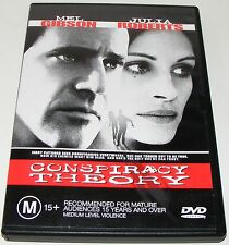 Conspiracy Theory--- (DVD, 1998)