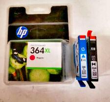 3x HP 364 XL Orig. Tintenpatronen Multipack f. DESKJET 3070A 3520 3522 OFFICEJET