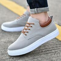 Casual Shoes Spring Summer Boy Comfortable Canvas Sneakers Male Summer Men Flats