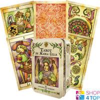 TAROT DE MARIA CELIA DECK KARTEN BY LYNYRD JYM NARCISO US GAMES SYSTEMS NEU