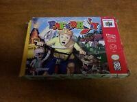 Paperboy (Nintendo 64, 1999)(Tested)