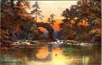 CROMWELL'S BRIDGE , TUCKS , ~ FAST 📬