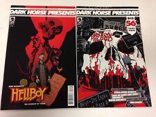 Dark Horse Presents #16 17 18 19 20 volume 3 Geof Darrow Hellboy Mike Mignola
