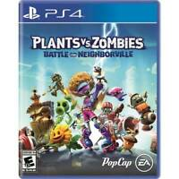 Plants vs. Zombies: Battle for Neighborville --Standard Edition PS4 NEW