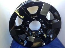 "2011-2016 GMC Sierra 2500 3500 HD18"" Black Gloss GM Wheel New Set of 4) 22910737"