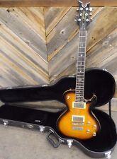 Dean Soltero Sunburst Quilted Maple Top - Electric Guitar Floor model