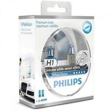 2 ampoules H1 + W5W Philips WhiteVision SAAB 9000 3/5