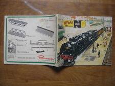 Catalogue livret RIVAROSSI 70/71 locomotive train chemins de fer 30 pages