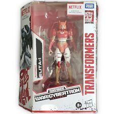 ELITA-1 Transformers Netflix War for Cybertron Trilogy Autobot Hasbro NIB