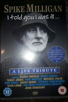 Spike Milligan - I Told You I Was Ill DVD / Michael Palin / Monty Python / Sykes
