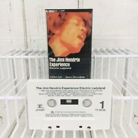 The Jimi Hendrix Experience Electric Ladyland j5 6307 Cassette tape USA