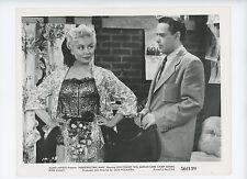 INDESTRUCTIBLE MAN Original Movie Still 8x10 Horror Lon Chaney 1956 0869