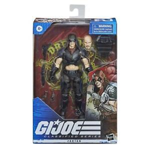 NEW IN STOCK G.I. Joe Classified Series 6-Inch Zartan Action Figure BY HASBRO