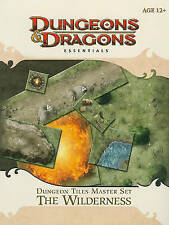 USED (LN) Dungeon Tiles Master Set - The Wilderness: An Essential Dungeons & Dra