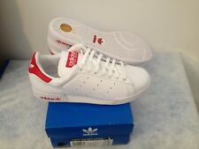 ADIDAS Stan Smith Supreme in 43 1/3 UK 9 US 9.5 NUOVO BNWT Sneaker Retro 519516