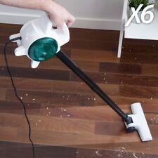 Elektrobesen und Handstaubsauger X6 Handy Vacuum 0,5 L 400-600W Weiß grün