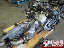 JDM Subaru WRX Forester SG5 EJ205 2.0L DOHC AVCS Engine 5 Speed M/T Trans 4.44FD
