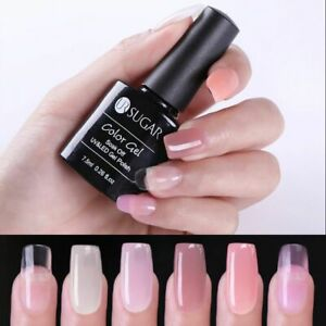Nail Tips Gel Builder Long Lasting Extension Colored Polish Manicure Art Tool