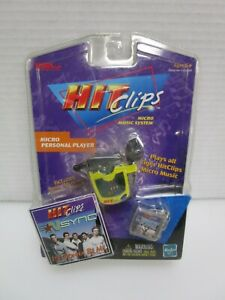 Tiger Electronics Hit Clips Micro Personal Music Player NSYNC Its Gonna Be Me