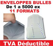 de 1 à 5000 enveloppe bulle pochette protection matelassées d'expédition