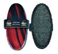 Haas Parcour Brush, Body Brush for horses, Haas Brush for horses & Ponies