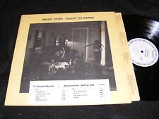 TOM JANS Dark Blonde LP Columbia White Label ADVANCE w Timing Strip STRANGE Covr