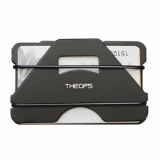 The Minimalist Wallet Credit Card Holder Men RFID Blocking Slim Money Clip NEW
