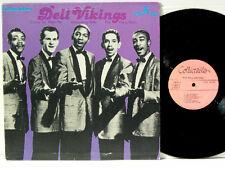 Dell Vikings - Same - rare 70er us LP Doo-Wop m-/vg+