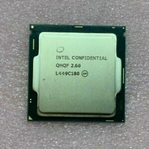 Intel I7-6700K ES QHQF 2.6GHz 4-Core 8-thread 95W Socket LGA1151 CPU Processor