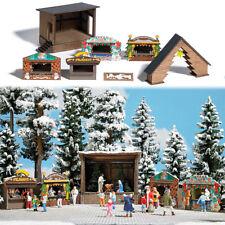 Busch 1183 ESCALA H0 wald-weihnachtsmarkt # NUEVO EN EMB. orig. #