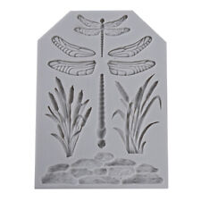 Sugarcraft Dragonfly Silicone Mold Fondant Molds Cake Decorating Tools D