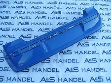 Orig. Heckstoßstange Stoßfänger VW Polo 9N Heckschürze Stoßstange blau 6Q6807421
