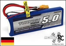 Turnigy 5000mAh Lipo Akku 2S 7,4V 20C Li-Po Lipo Pack RC-Akku XT90