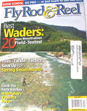 Fly Rod & Reel Magazine Back Issue April 2007