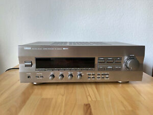 Yamaha Natural Sound Stereo Receiver RX-396 RDS