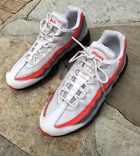 Nike Air Max 95 OG Essential Bright Crimson Comet Size 9.5 (749766-112) Rare