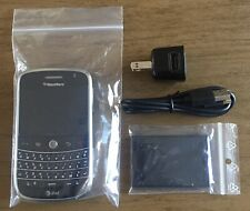C53 Blackberry Bold 9000 AT&T Wifi Camera BT GSM QUADBAND UNLOCKED w/ Games
