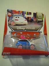 CARS Disney pixar movie cars Suki serie tuners 2014 num.2/8 mattel 1:55 maclama