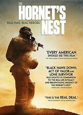The Hornet's Nest Real War Real Heroes Afghanistan DVD SALZBERG TUREAUD soldiers