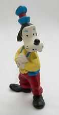 Disney Goofy Molded Rubber Figure in Red Pants