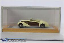 Bugatti T57 Aravis 1939 57732 Chevalier 1/135 Pieces ilario Chromes 1:43 Chro062