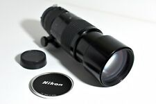 Nikon Nikkor 300mm 4.5 AiS ! Traumobjektiv Made in Japan Tele Festbrennweite
