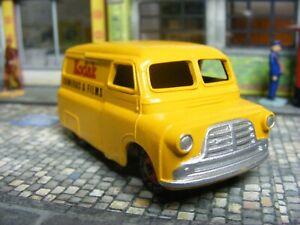 """Dinky 480 Bedford CA Van """"Kodak"""" Issued 1954"""
