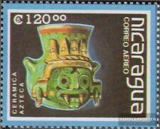 Nicaragua 2923 (complète edition) neuf avec gomme originale 1988 précolombiennes