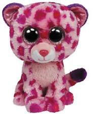 Ty Beanie Boo Plush - Glamour The Leopard 15cm