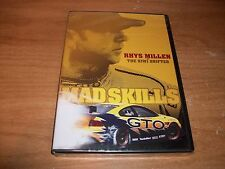 Mad Skills Rhys Millen Is The Kiwi Drifter (DVD 2008) NEW