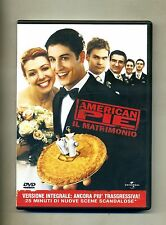 AMERICAN PIE - IL MATRIMONIO # Universal Pictures DVD-Video 2004