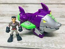 Hasbro Transformers Robot Heroes Rescue Bots Dr Marruecos tiburón sub figura de acción
